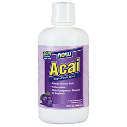 NOW Foods Acai-32oz