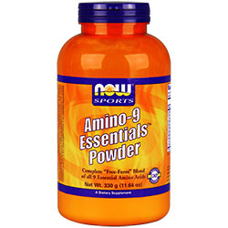 NOW Foods Amino-9 Essentials