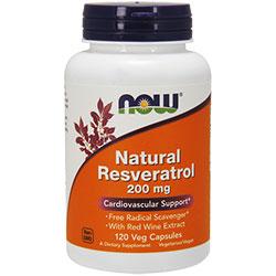NOW Foods Mega Resveratrol