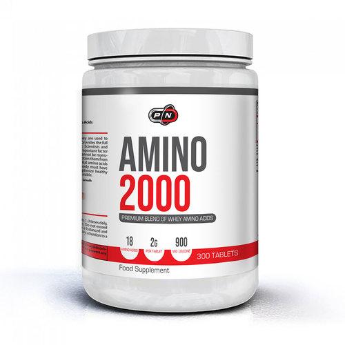 Pure Nutrition Pure Amino 2000 + Leucine