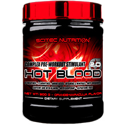 Scitec Hot Blood 3.0
