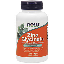 NOW Foods Zinc glycinate