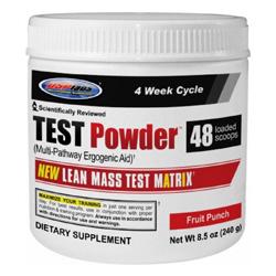 USP Labs Test Powder