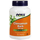 NOW Foods Cinnamon Bark