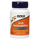 NOW Foods NOW Foods Acidophilus 4x6