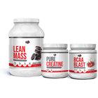 Pure Nutrition Подобрен стак за покачване на мускулна маса