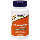 NOW Foods Pancreatin