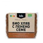 Delicious n Nutritious Био хляб с ленено семе