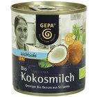 GEPA Био кокосово мляко