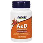 NOW Foods Витамин A & D