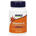 NOW Foods Витамин A