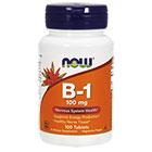 NOW Foods Витамин B1