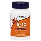NOW Foods Витамин B-12