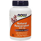 NOW Foods Mega Resveratrol