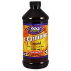 NOW Foods L-Carnitine Liquid