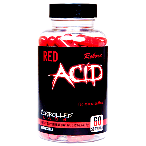 Controlled Labs Red Acid Rerborn