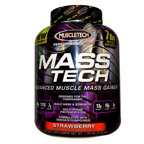 Muscle Tech Mass Tech Performance Series