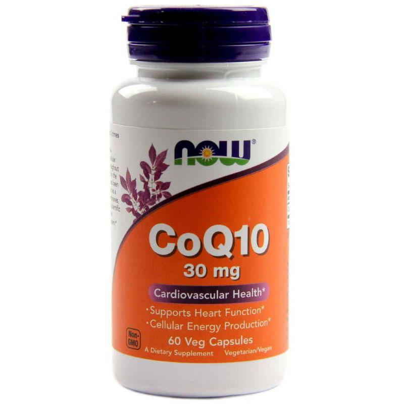 NOW Foods CoQ10