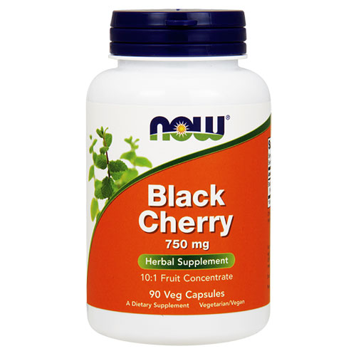 NOW Foods Black Cherry Fruit Extract
