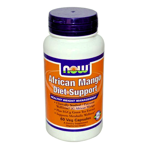 NOW Foods African Mango Diet Support