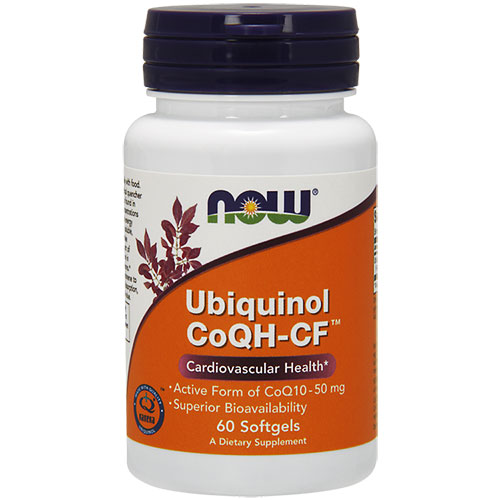 NOW Foods Ubiquinol
