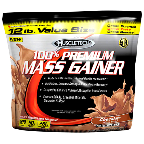 Muscle Tech 100% Mass Gainer