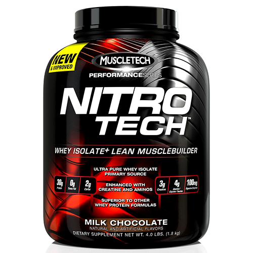 Muscle Tech Nitrotech Performance Series