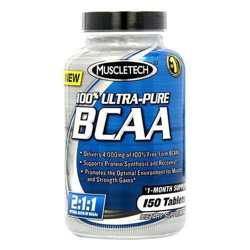 Muscle Tech 100% Ultra Premium BCAA