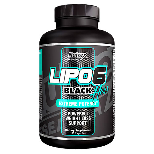Nutrex Research Lipo 6 Black Hers