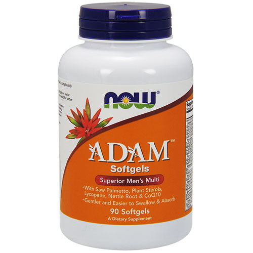 NOW Foods Adam men`s vitamins