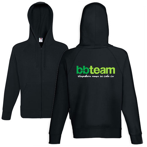 BB-Team Суитшърт