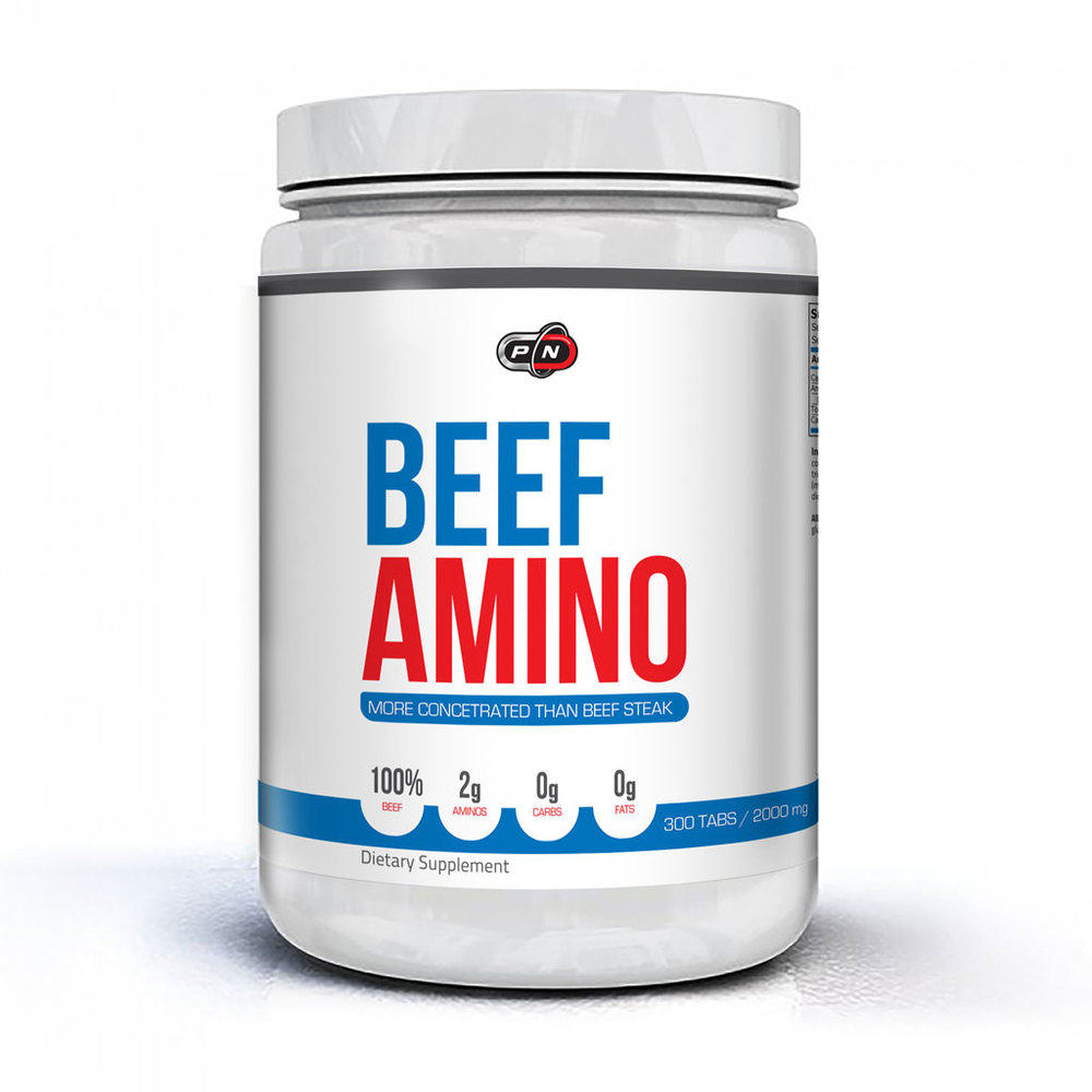 Pure Nutrition Beef Amino