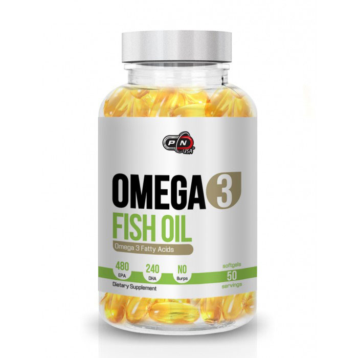 Pure Nutrition Pure Fish Oil