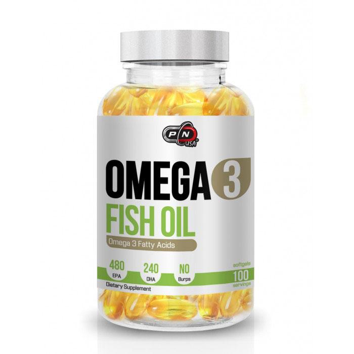 Pure Nutrition Pure Fish Oil