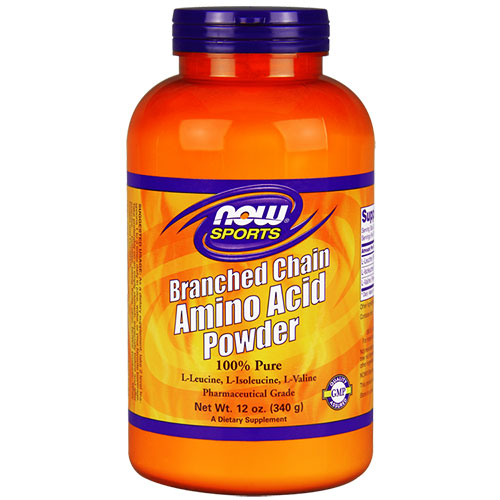 NOW Foods BCAAs