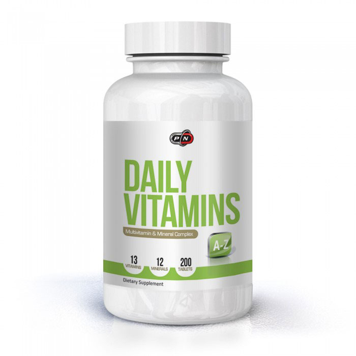 Pure Nutrition Daily Vitamins