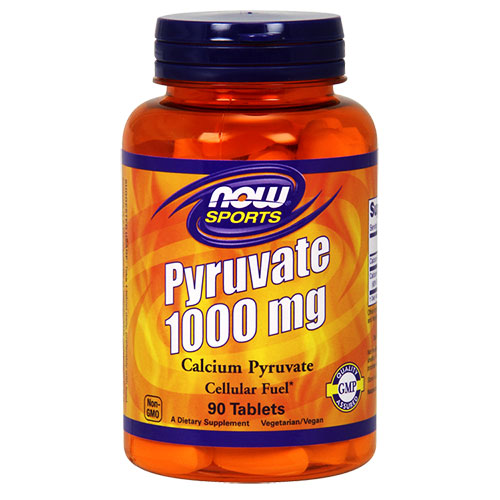NOW Foods Pyruvate