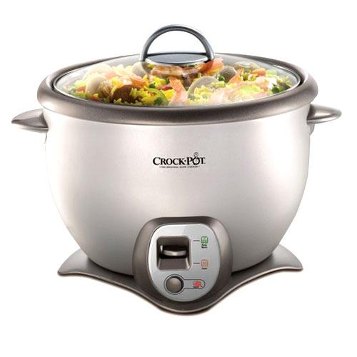 Crock-Pot Уред за готвене на ориз, соте