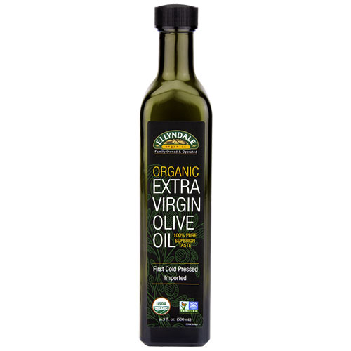 NOW Foods Olive Oil (Organic Extra Virgin)