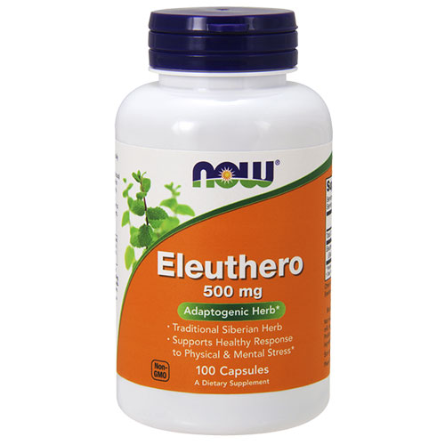 NOW Foods Eleuthero