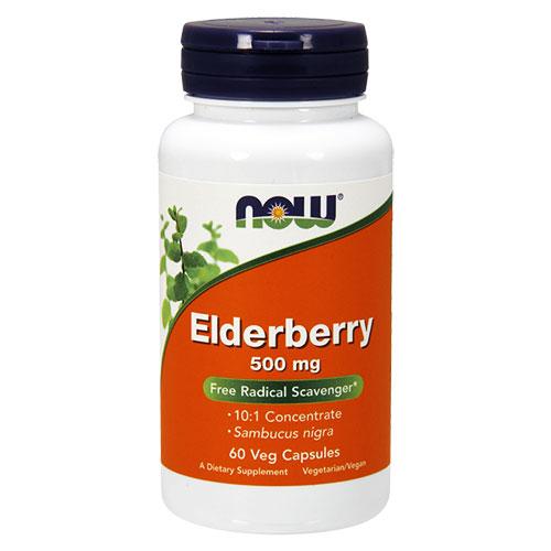 NOW Foods Elderberry Extract