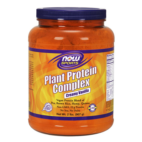 NOW Foods Plant Protein Complex