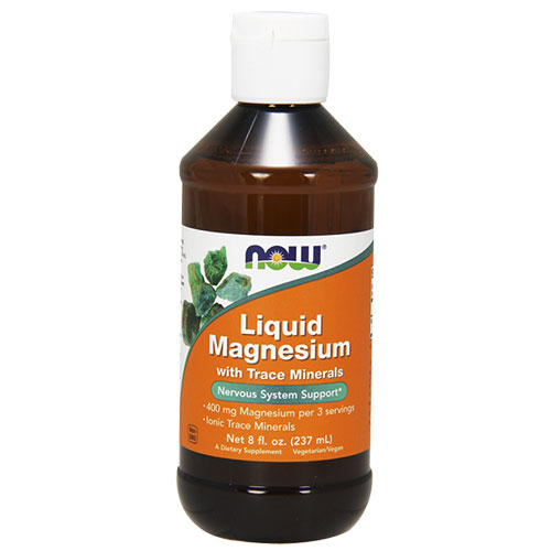 NOW Foods Liquid Magnesium