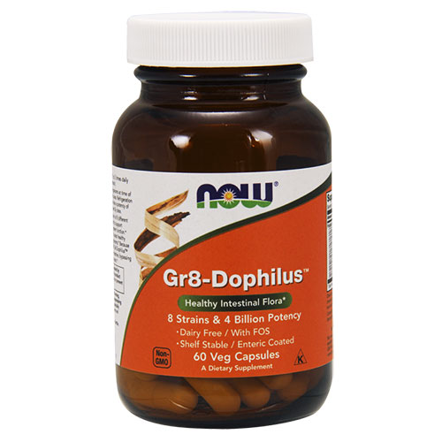 NOW Foods Gr8-dophilus™