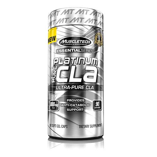Muscle Tech Platinum Pure CLA