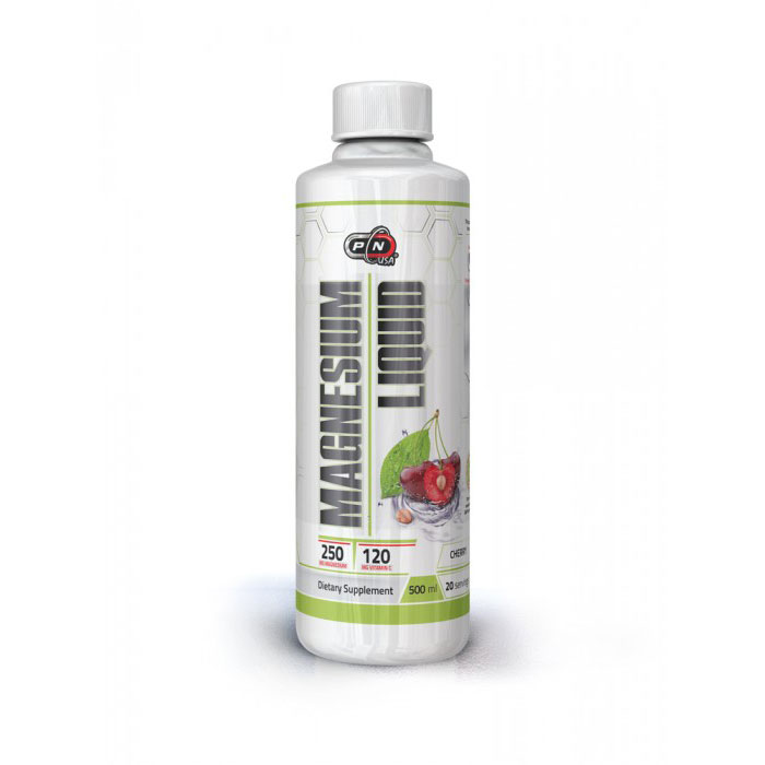 Pure Nutrition Magnesium Liquid + Vitamin C