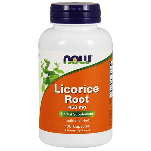 NOW Foods Licorice root
