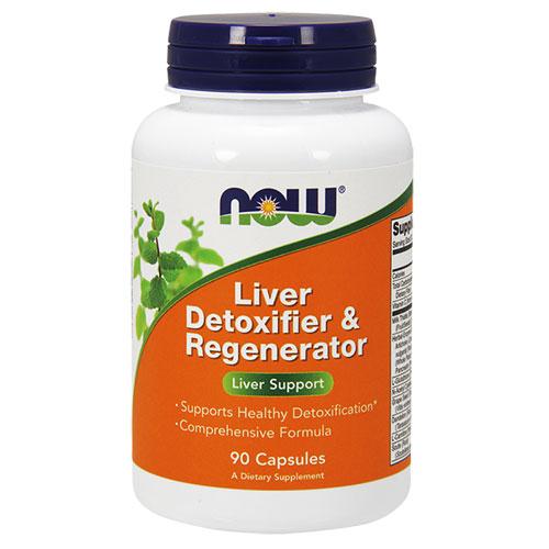 NOW Foods Liver detoxifier & regenerator