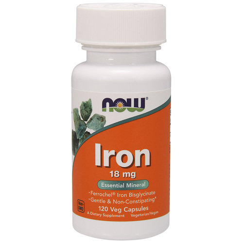 NOW Foods Iron