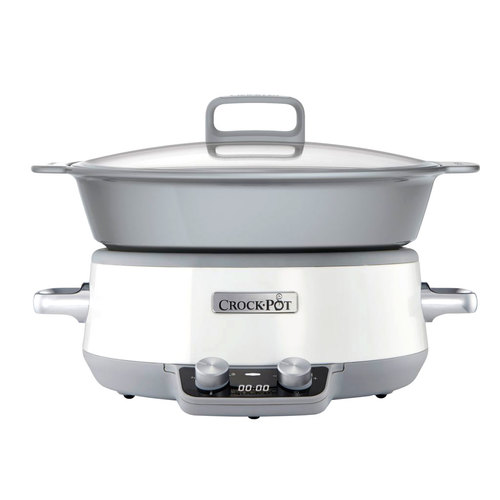 Crock-Pot Duraceramic Saute - 6l